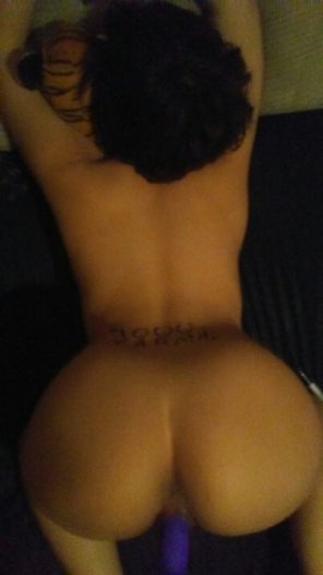 amateur photo Daddy Fucks Me As A Celebration Of 1000 Karma!