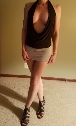 amateur photo Wife wants to know if this will work for date night. . . . .