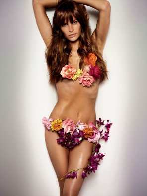 amateur photo Cameron Russell