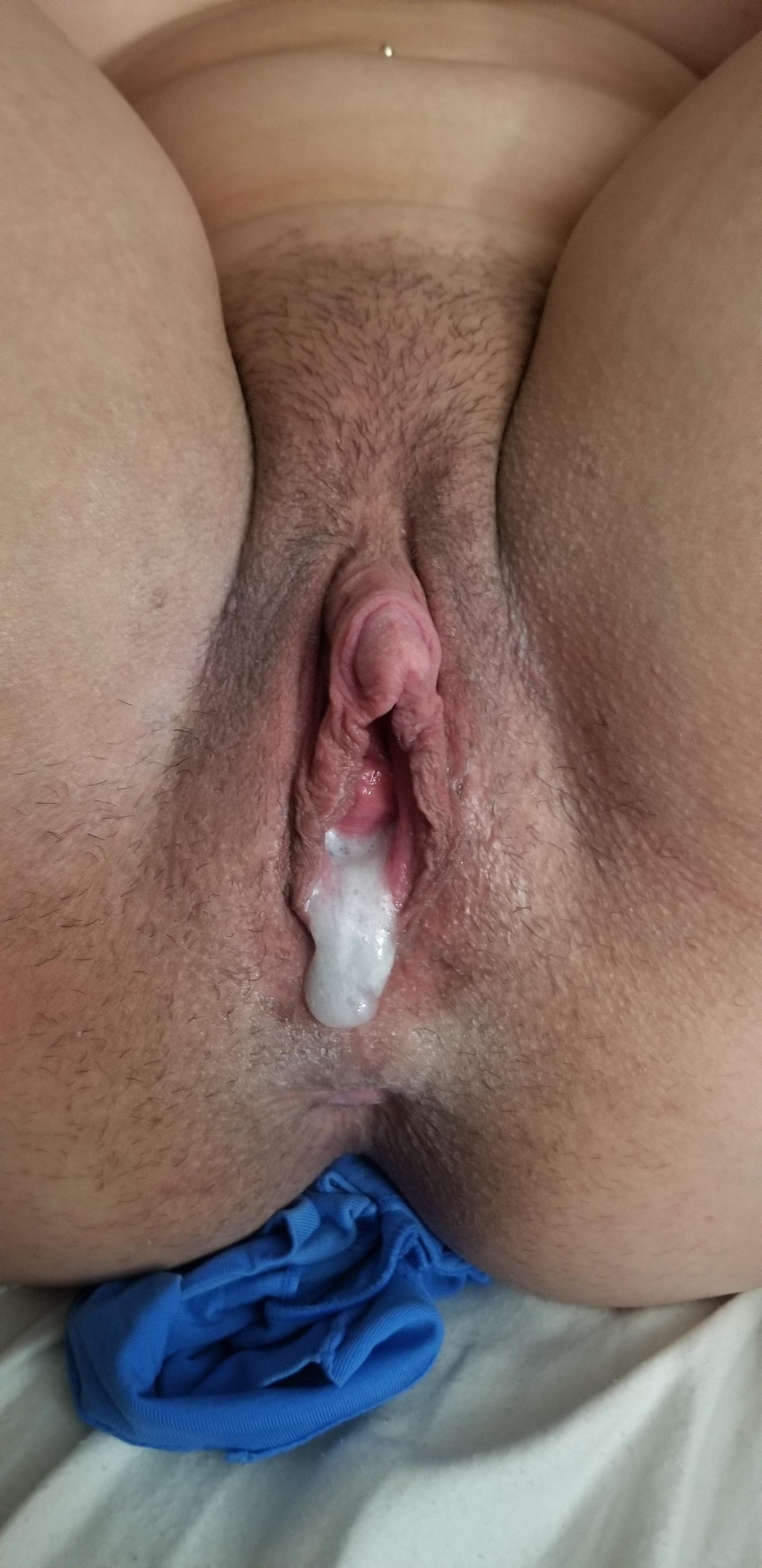 Pussy Filled