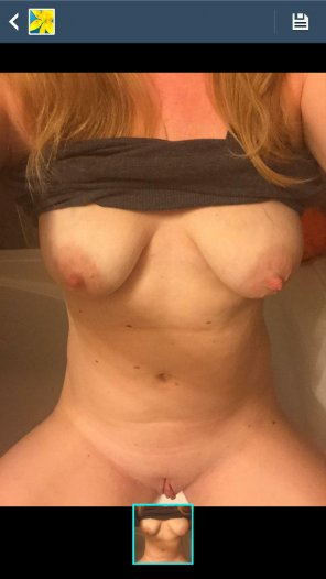 amateur photo My wife sent me this while I was working what do u think guys