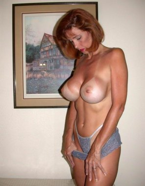 amateur photo Twyla's Tits :-)