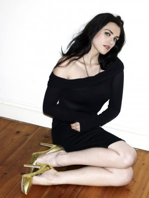 amateur photo Katie McGrath