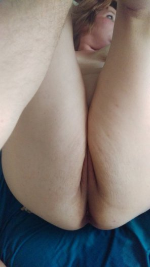 amateur photo my thighs