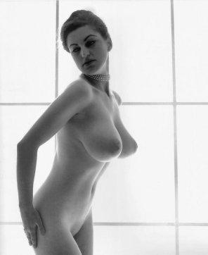 amateur photo Jackie Parker