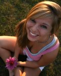 amateur photo Flower girl