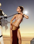 amateur photo Leia NSFW