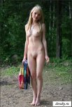 amateur photo Nude camper