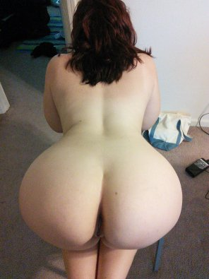 amateur photo From Behind!
