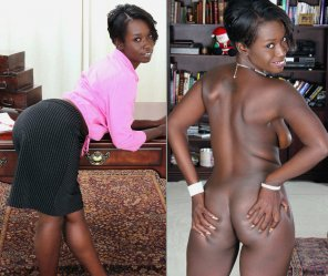amateur photo ebony girl