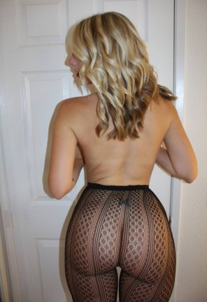 amateur photo Tights