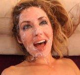 Sheena Shaw is glazed