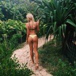 amateur photo Tropical location
