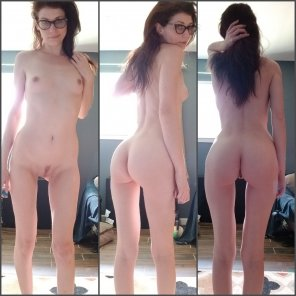 amateur photo Front/Side/Back