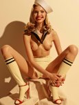 amateur photo Sailor girl Sasha Luss