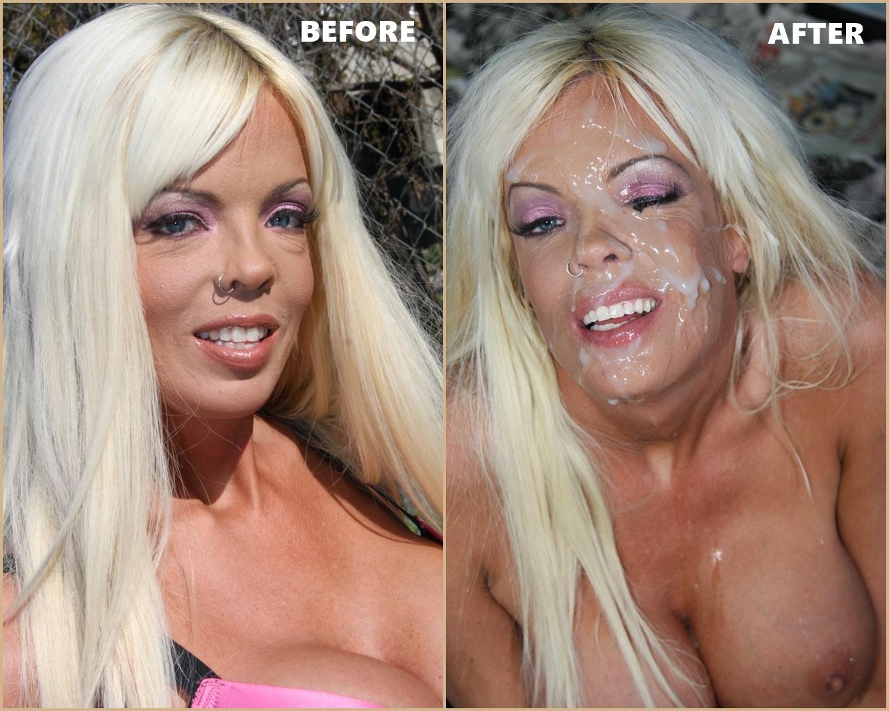 Jordan Blue - Before & After - Bro Banged Porn Pic - EPORNER
