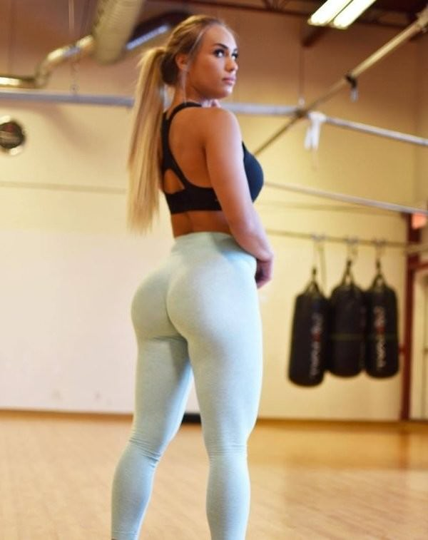 Right! good ass sexy yoga women confirm. And have