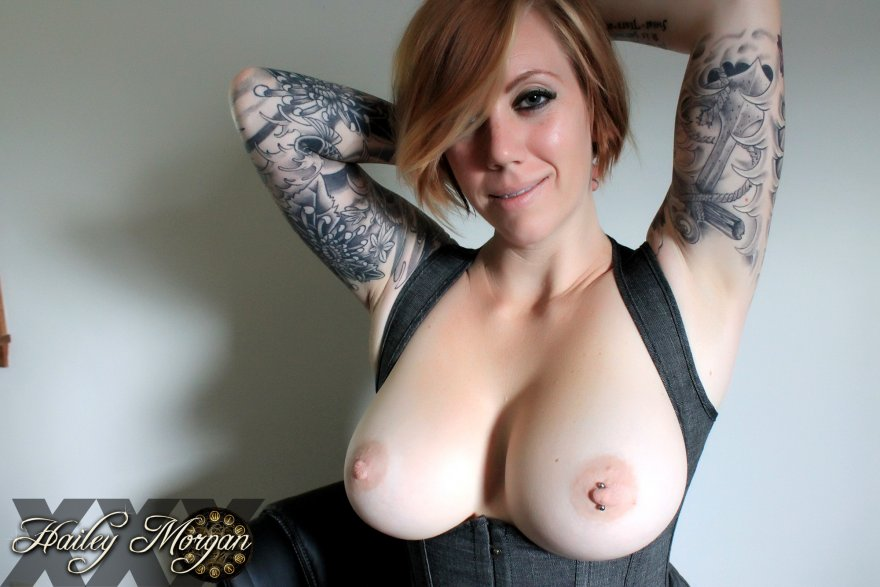 Hailey Porn Photo