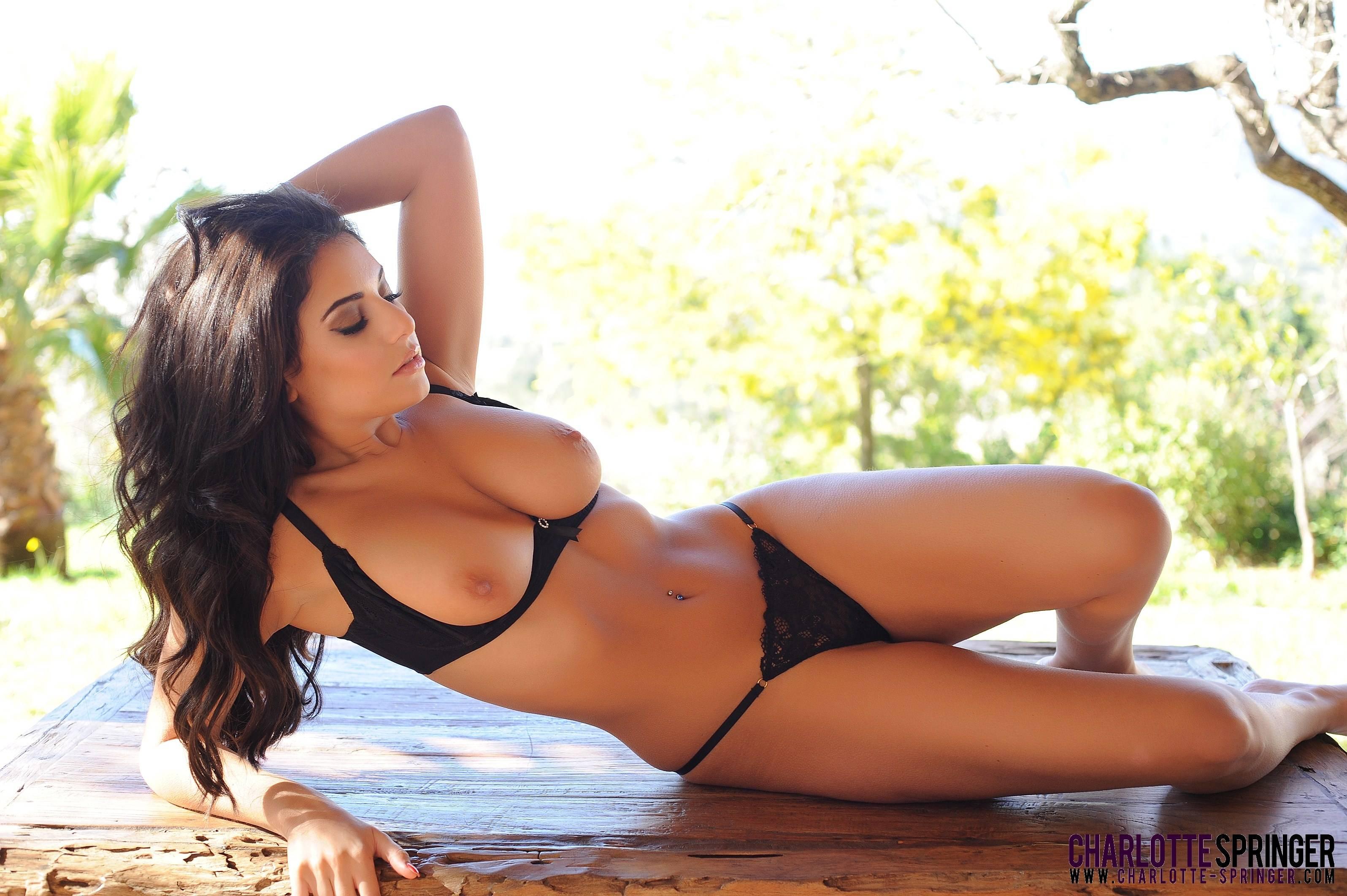 Charlotte springer porn pics