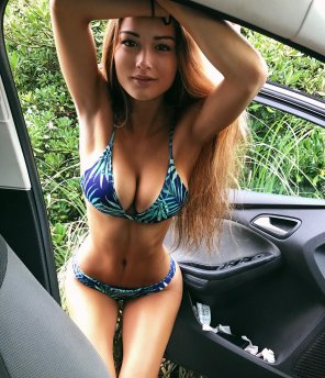 amateur photo Keilah Wants a Ride
