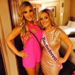 amateur photo Bachelorette Party Duo