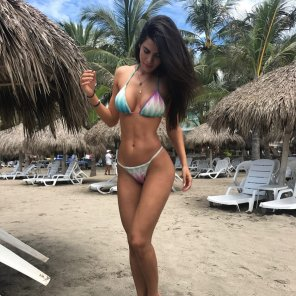 amateur photo PictureBikini girl