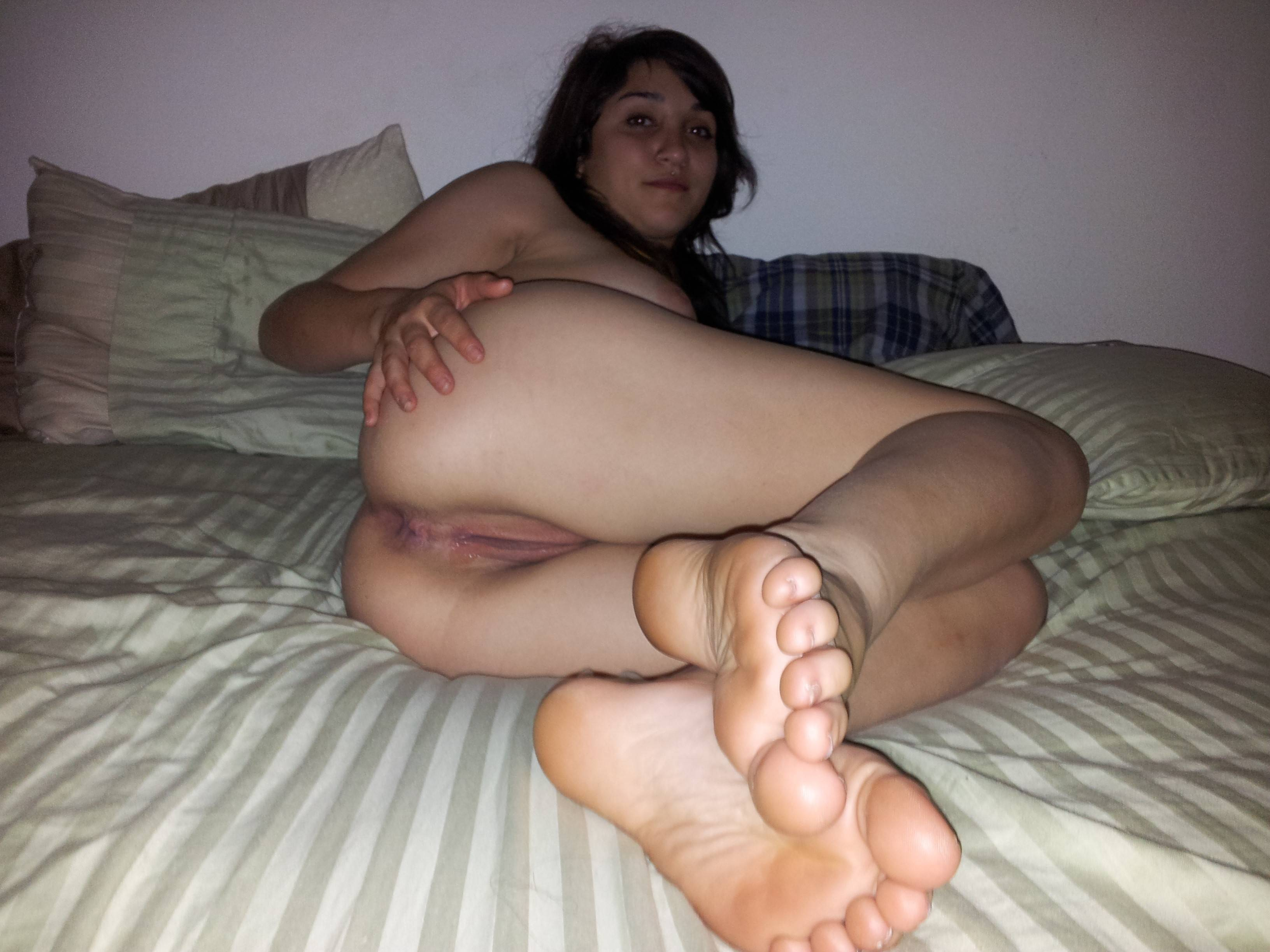 Online meet up footjob - 2 part 9