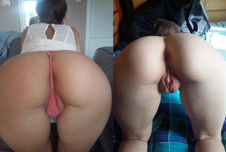 Perfect Ass Porn Photo