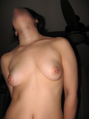 amateur photo Wife enjoys the ride