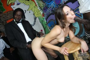 amateur photo Amber Rayne Entertaining
