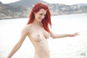 amateur photo Enjoying topless tuesday