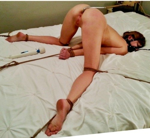 She is ready for use. Porn Photo