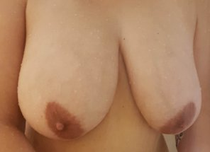 amateur photo All clean who wants to make them dirty