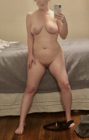 amateur photo Just a nude ginger [f]