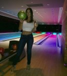 amateur photo Bowling and Wine