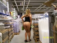 Booty in the Store