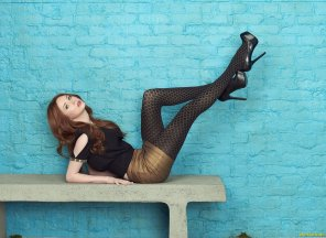 amateur photo Karen Gillian