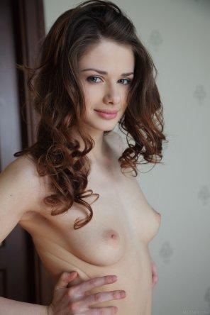amateur photo Confident Smirk