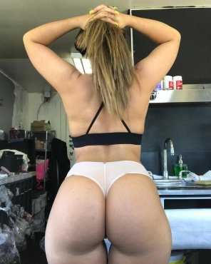 amateur photo Nice ass