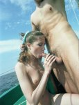 amateur photo Sex on a yacht