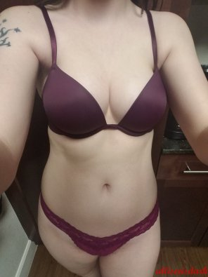 amateur photo Today's lingerie [f]