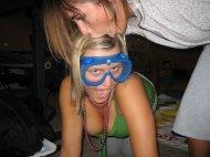 Nice goggles!