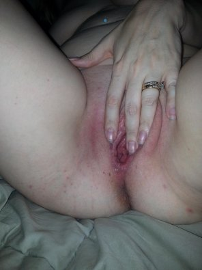 amateur photo A little red from being fucked hard. [OC]