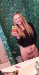amateur photo Fun selfie