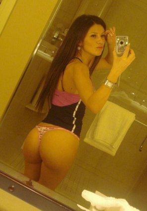 amateur photo Nice butt