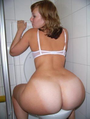 amateur photo Huge ass