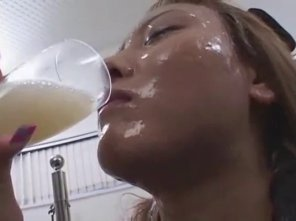 amateur photo Cum Drinking Sluts