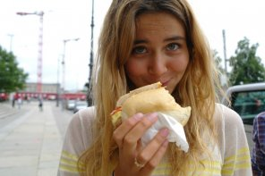 amateur photo Cute eat