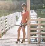 amateur photo Tight dress & high heels
