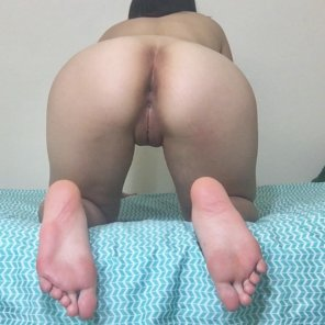 amateur photo I'm craving a good hard spanking!